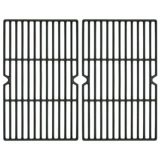 Link to Permasteel Grill Parts for Kenmore 3B Grill Cooking Grates (Set of 2) Similar Items in Grills & Outdoor Cooking