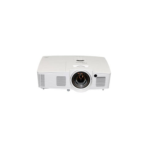 Optoma X316ST Optoma X316ST XGA 3400 Lumen Full 3D Short Throw Projector with 20,000:1 Contrast Ratio - Front, Rear, Ceiling2.8