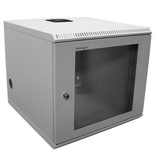 Startech 10U 19-Inch Wall Mounted Server Rack Cabinet Cab1019wall (Beige)