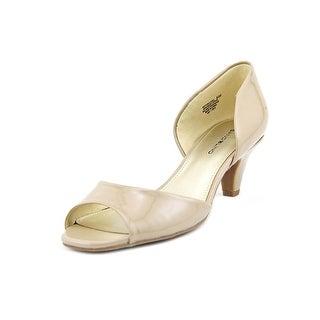 Bandolino Primacera Open-Toe Synthetic Heels