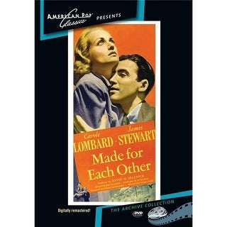 Made For Each Other DVD Movie 1939