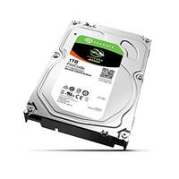 Seagate 1TB FireCuda Gaming SSHD (Solid State Hybrid Drive) - SATA 6Gb/s 64MB Cache 3.5-Inch Hard Drive (ST1000DX002)