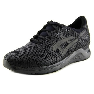 Asics Gel-Lyte Evo Youth Round Toe Synthetic Black Sneakers