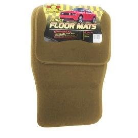 Simoniz Car Floor Mats Set of 4