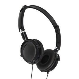 Pilot Automotive Foldable Stereo W/ 3.5-mm Jack Over Ear Headphones Headset