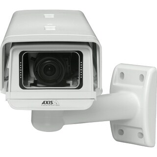 Axis 0432-001 AXIS M1114-E Network Camera - Color - CS Mount - 1280 x 800 - 2.9x Optical - CMOS - Cable - Fast Ethernet