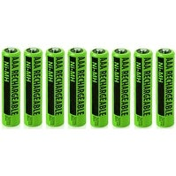 Replacement VTech NiMH AAA Battery for EV2650 / ip5826 / EV2626 Phone Models (8 Pack)