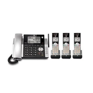 """""""AT&T CL84215 plus CL80115 Corded / Cordless Phone"""""""