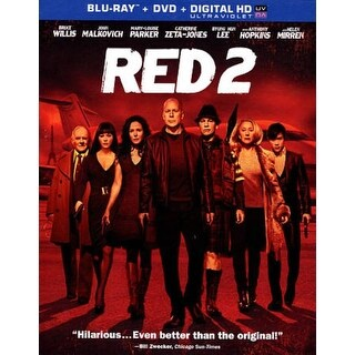 RED 2 - Blu-ray/DVD