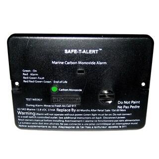 Safe-T-Alert 62 Series Carbon Monoxide Alarm 62-542-MARINE-BLK Alarm