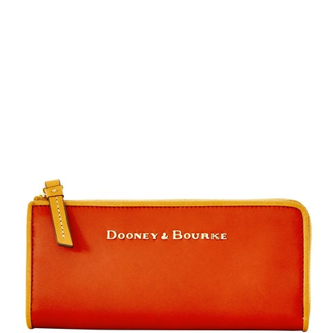 Dooney & Bourke City Zip Clutch Wallet (Introduced by Dooney & Bourke at $158 in Sep 2015)