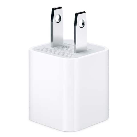 Apple 5W USB Power Adapter - White (MD810LL/A)