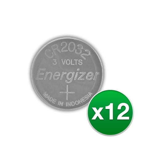 """""""Replacement Battery for Energizer CR2032VP 2Pack (12-Pack) Replacement Battery"""""""
