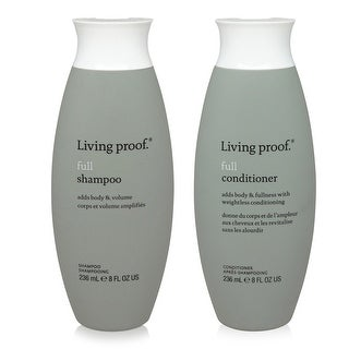 Living Proof Full Shampoo and Full Conditioner Combo 8 Oz Each