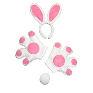 Jumbo White Bunny Kit