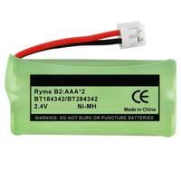Replacement Battery For VTech CS6729 Cordless Phones - BT166342 (750mAh, 2.4V, NiMH)