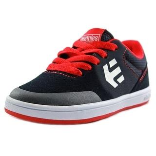 Etnies Marana   Round Toe Suede  Skate Shoe