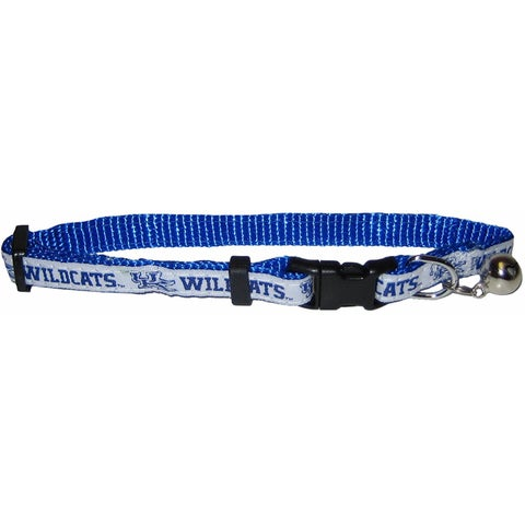 Collegiate Kentucky Wildcats Cat Collar