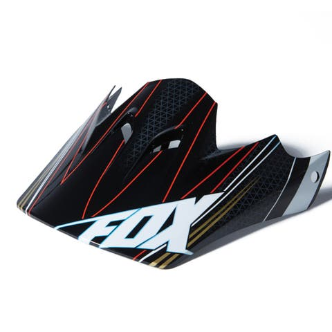 Fox 2015 Replacement Helmet Visor for Rampage Helmets - 03285