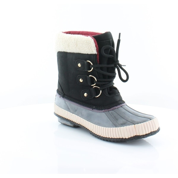 e07cb86471ae Shop Tommy Hilfiger Ebonie Women S Boots Black Multi Free Shipping