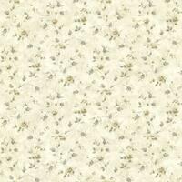 Brewster CTR21566 Piper Flax Springtime Bloom Trail Wallpaper