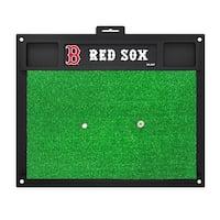 MLB Boston Red Sox Golf Hitting Mat Golf Practice Accessory