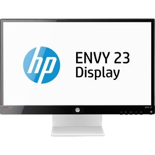 "Debranded HP ENVY 23"" IPS Panel Widescreen LED LCD Monitor VGA, HDMI"