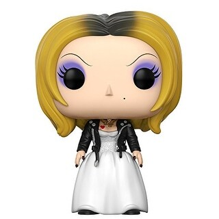 Funko Pop! Movies: Horror - Bride of Chucky (styles may vary) - White