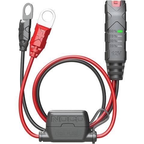 NOCO X-Connect 12V Eyelet Battery Indicator