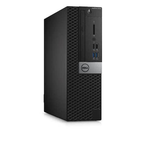 Dell OptiPlex 5050 SFF Desktop i5-6500 8GB 256GB SSD W10(Refurbished)