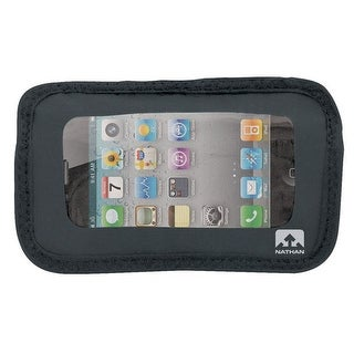 Nathan Fusion Series Add-On Weather-Resistant Phone Pocket