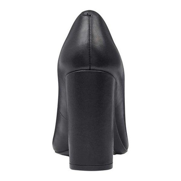 Astoria Pump Black Leather
