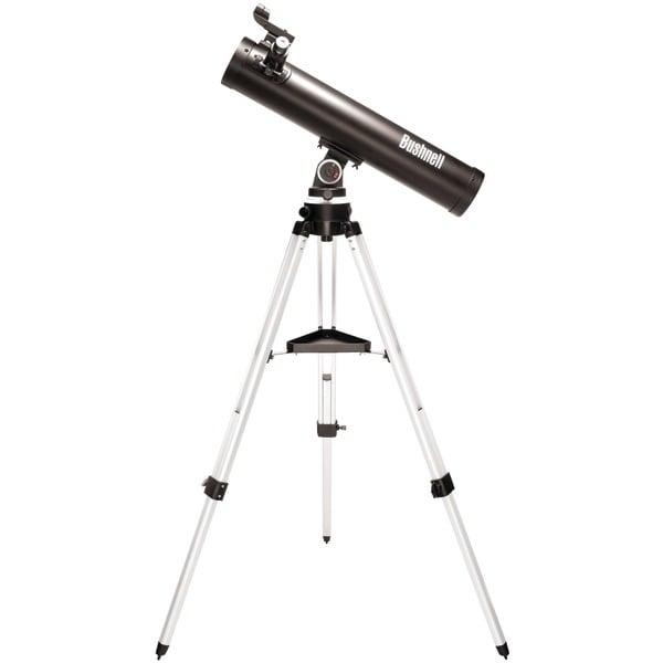 Bushnell 789931 Voyager(R) Skytour(Tm) 700Mm X 76Mm Reflector Telescope
