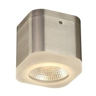 "PLC Lighting 4086 Cubie Single Light 4-3/4"" Wide Integrated LED Landscape Accent"