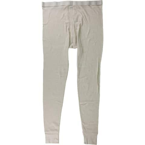 Alfani Mens Casual Thermal Pajama Pants