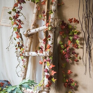 "RusticReach Artificial Autumn Ivy League Vine 43"" Long"