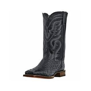 Dan Post Western Boots Mens Leather Broad Square Toe Black DP2980|https://ak1.ostkcdn.com/images/products/is/images/direct/f755d2112a7089ad21fc9d4e164e864116f06a01/Dan-Post-Western-Boots-Mens-Chandler-Full-Quill-Waxy-Black-DP2980.jpg?impolicy=medium