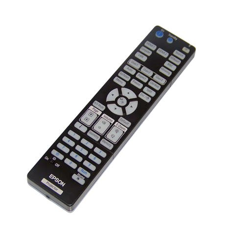 OEM Epson Remote Control Supplied With H824A, H826A, H828A