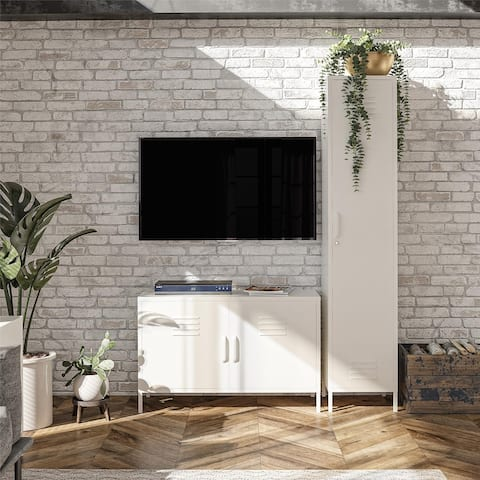 Avenue Greene Bonanza Single Metal Locker Storage Cabinet