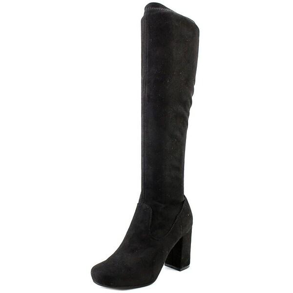Carlos by Carlos Santana Rumer Hawa Women Black Boots