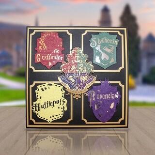 Harry Potter Die-Hogwarts Crest