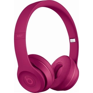 Beats by Dr. Dre - Beats Solo 3 Wireless Headphones brick red