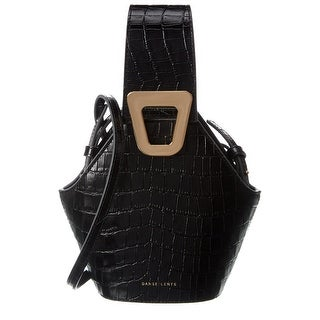 Link to Danse Lente Johnny Mini Croc-Embossed Leather Crossbody Similar Items in Shop By Style