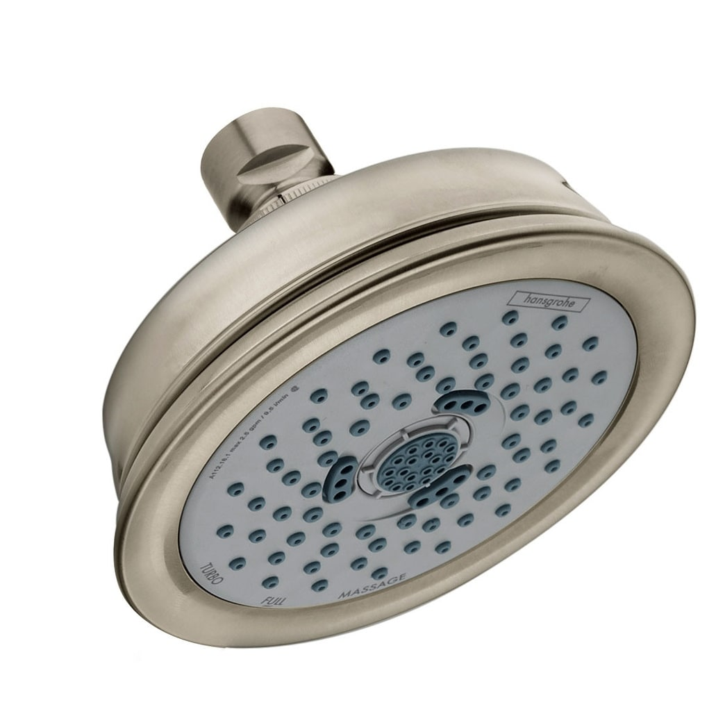 Hansgrohe 4751 Croma 1 8 Gpm Single Function Shower Head
