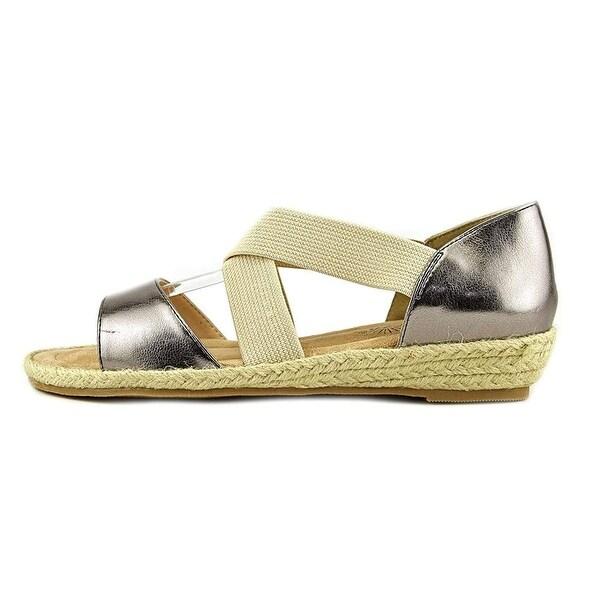 66968223e49 Shop Beacon Womens Lydia Open Toe Casual Platform Sandals - Free ...