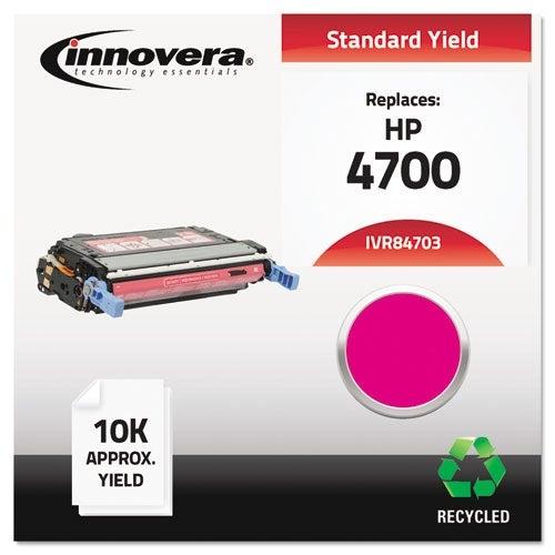 Innovera Remanufactured Toner Cartridge 84703 Remanufactured Toner