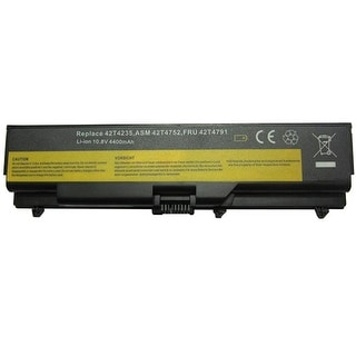 Lenovo 42T4235 Replacement Battery