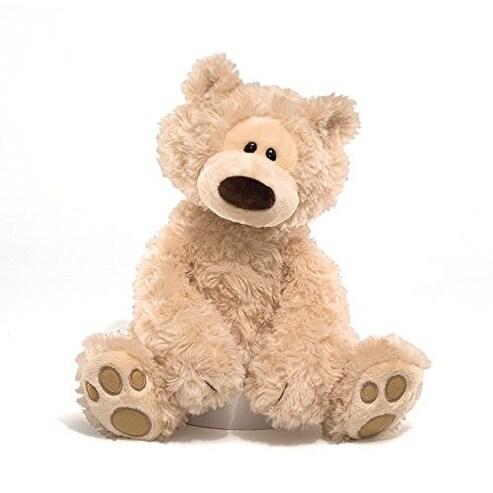 Gund Philbin Teddy Bear Stuffed Animal, 12 inches