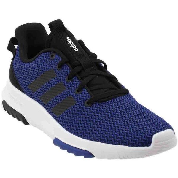 wholesale dealer 481cb 70599 Adidas Neo Cloudfoam Racer Tr Shoe Men Running 11.5 Collegiate Royal-Core  Black-White