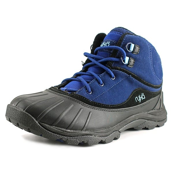 Ryka Mallory Nvy/Blk/Blue Snow Boots